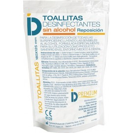 ID TOALLITAS DESINFECTANTES...