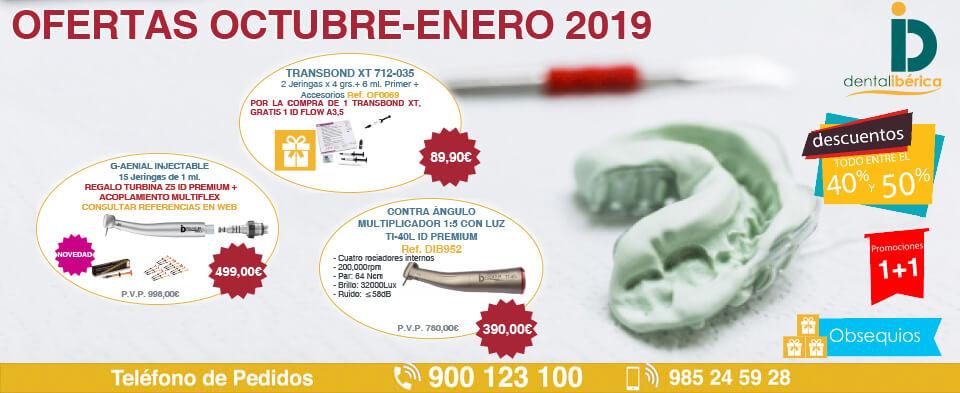 CATÁLOGO OFERTAS OCTUBRE ENERO 2019