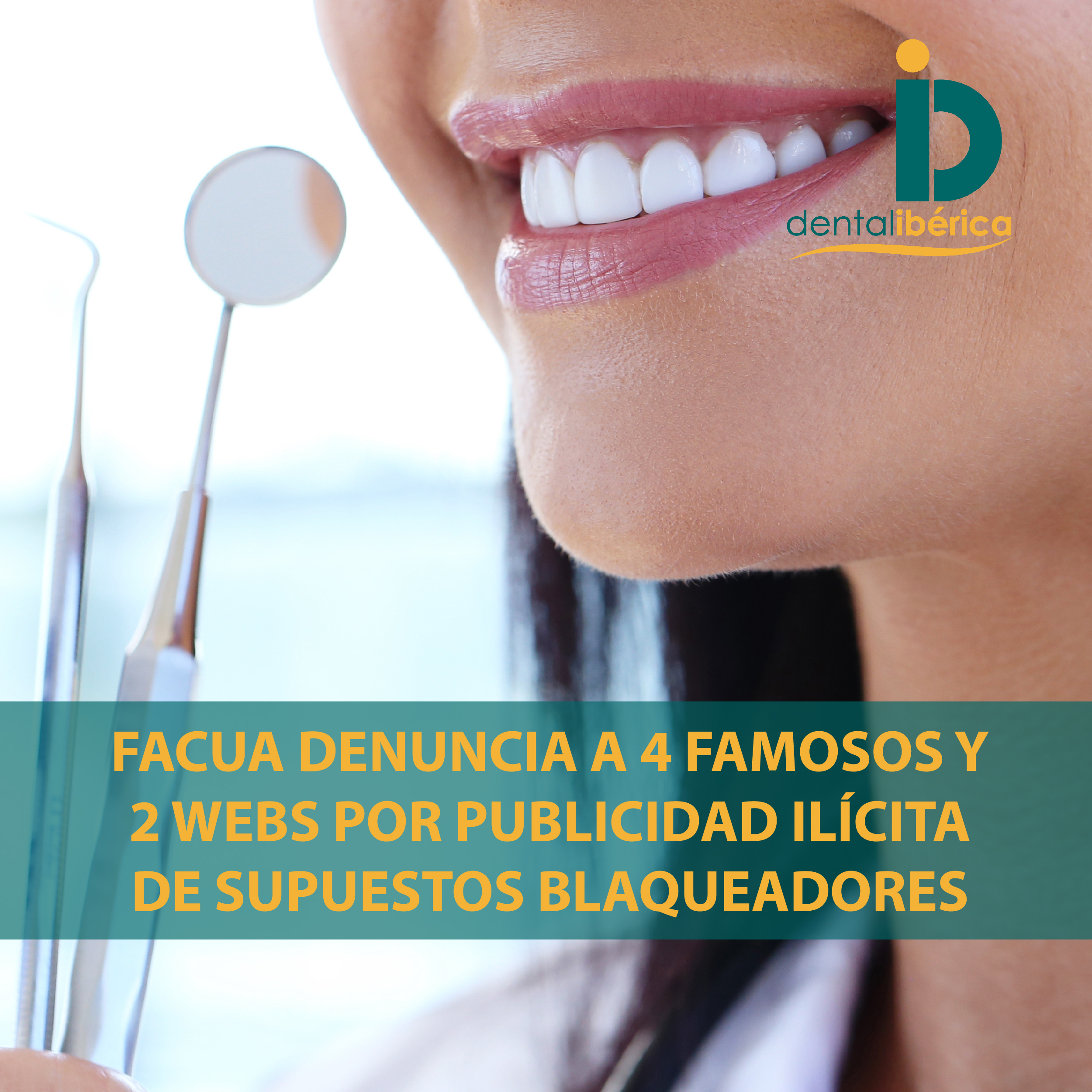 FACUA denuncia a 4 famosos y 2 webs por publicidad ilítica