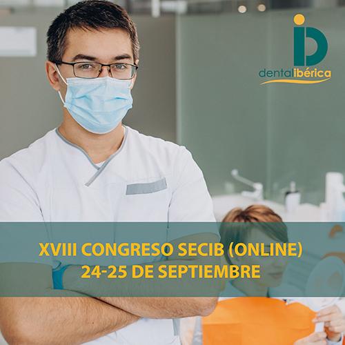 XVIII Congreso de la SECIB, 24-25 de septiembre.