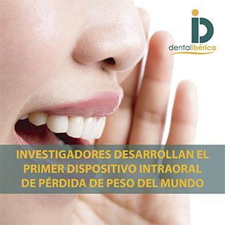 `primer dispositivo oral de perdida de peso
