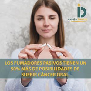 fumadores pasivos y cancer oral