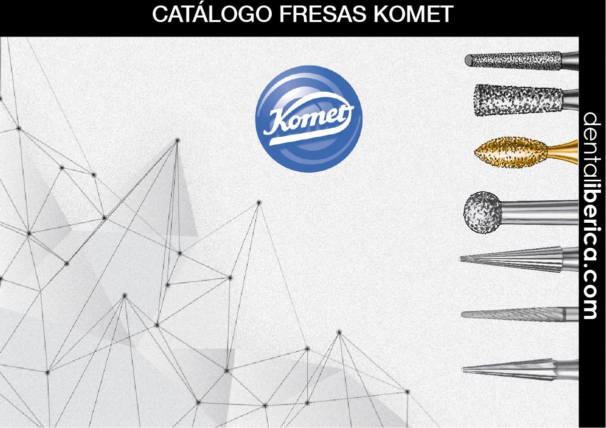 CATÁLOGO FRESAS KOMET